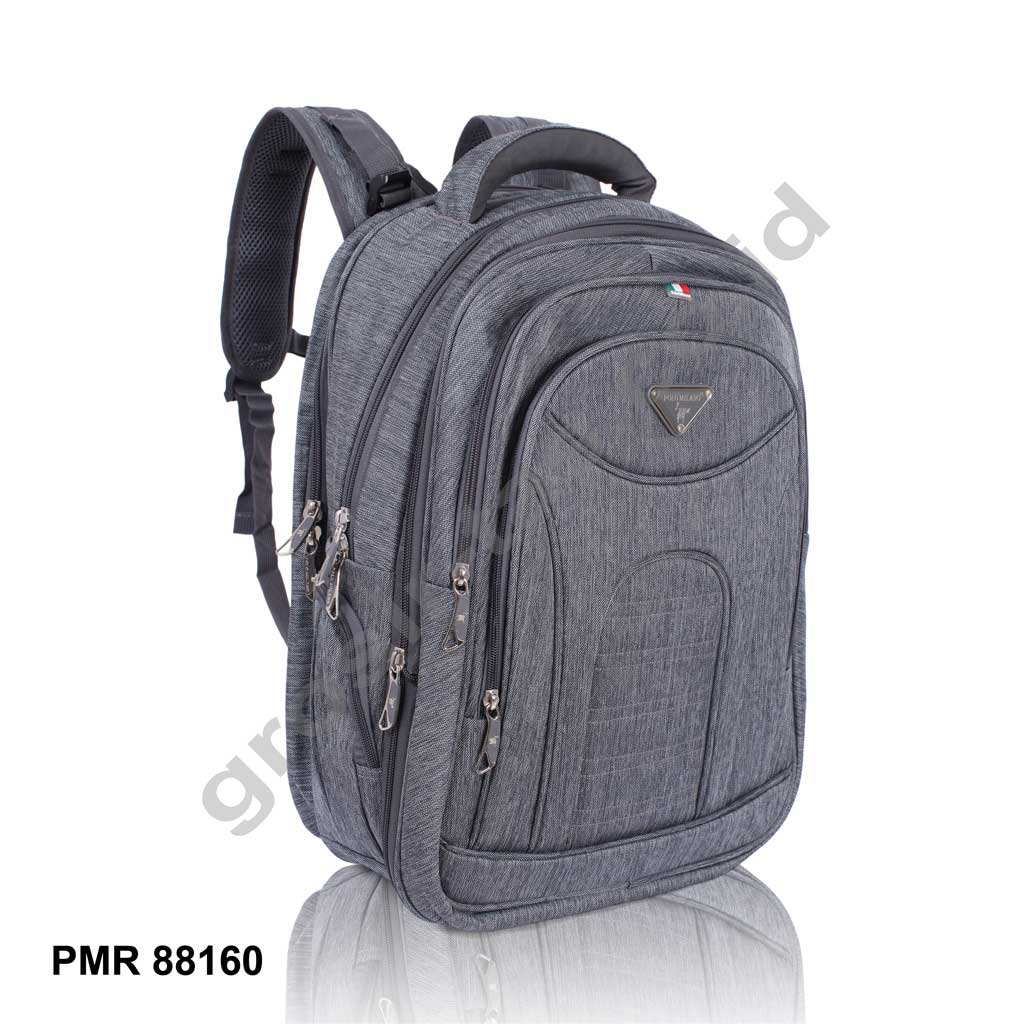 Ransel Polo Milano Tas Import Murah Laptop